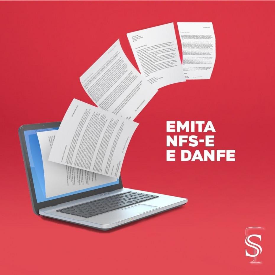 Gere NFS-e e DANFE pelo SLAPFestas