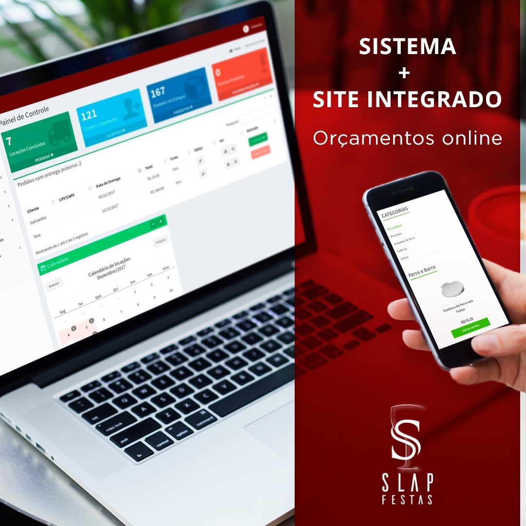 Conheça as vantagens de um site empresarial totalmente integrado ao sistema de gestão de locações